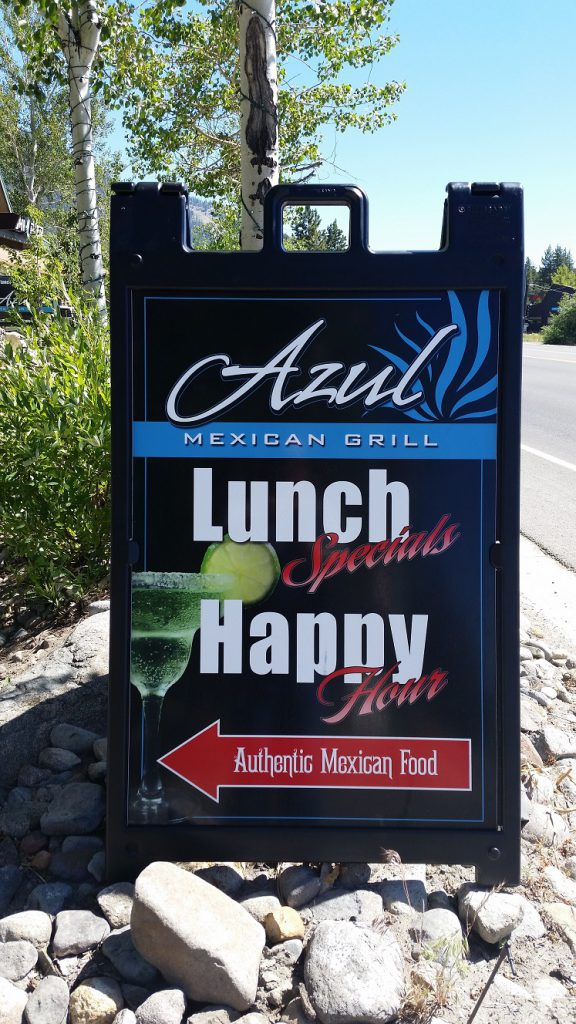 Azul Mexican Grill - Happy Hour Specials