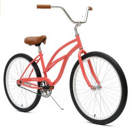 Critical Cycles Women's Beach Cruiser