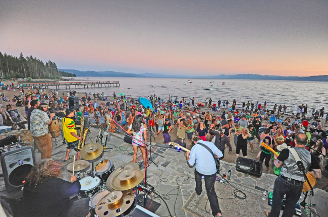 Lake Tahoe Live Music - Kings Beach
