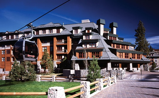 Marriott Timber Lodge Resort