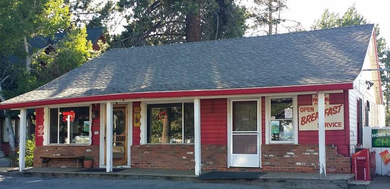 Original Red Hut Waffle Shop