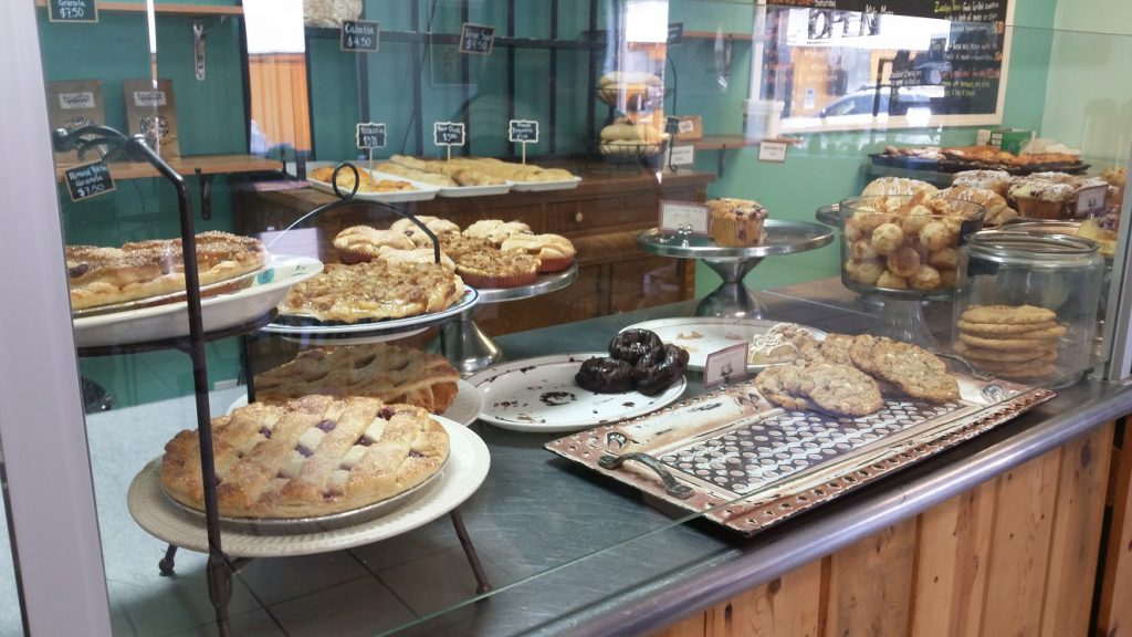 South Lake Tahoe Bakery - Sugar Pine Yummm