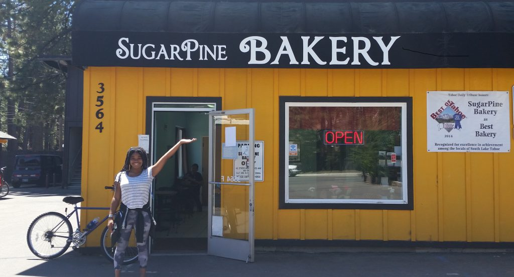 South Lake Tahoe Bakery - Sugar Pine store front