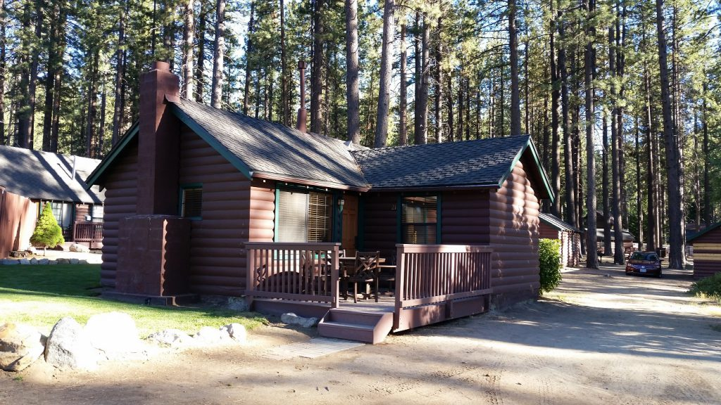 Cabins at Zephyr Cove