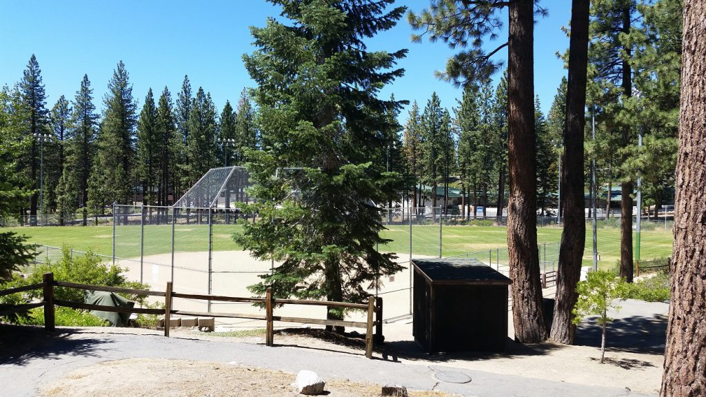 Zephyr Cove Park - softball & soccer field