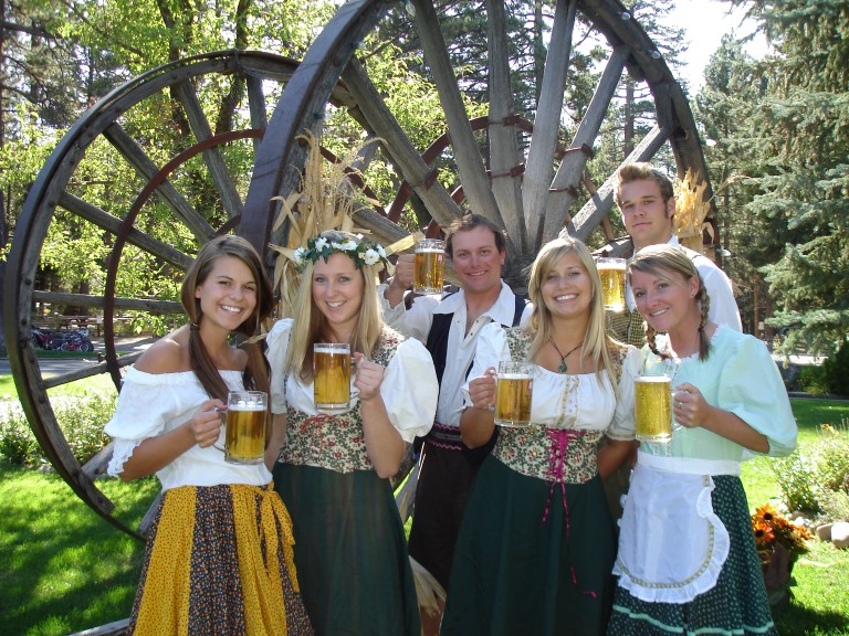 Oktoberfest in Lake Tahoe
