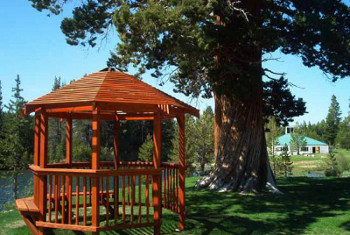 Gazebo Location - South Lake Tahoe Parks
