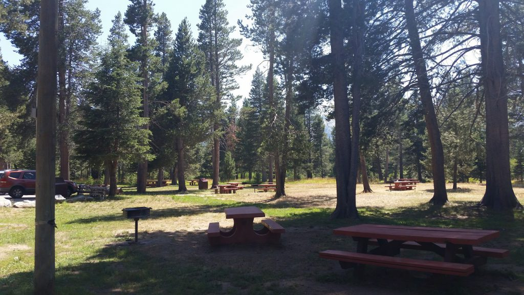 Paradise Picnic Area - South Lake Tahoe Parks