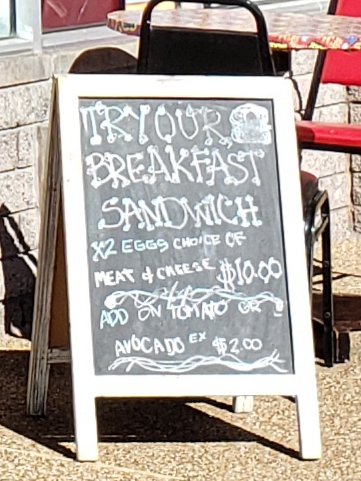 This image has an empty alt attribute; its file name is breakfast-sign.jpg