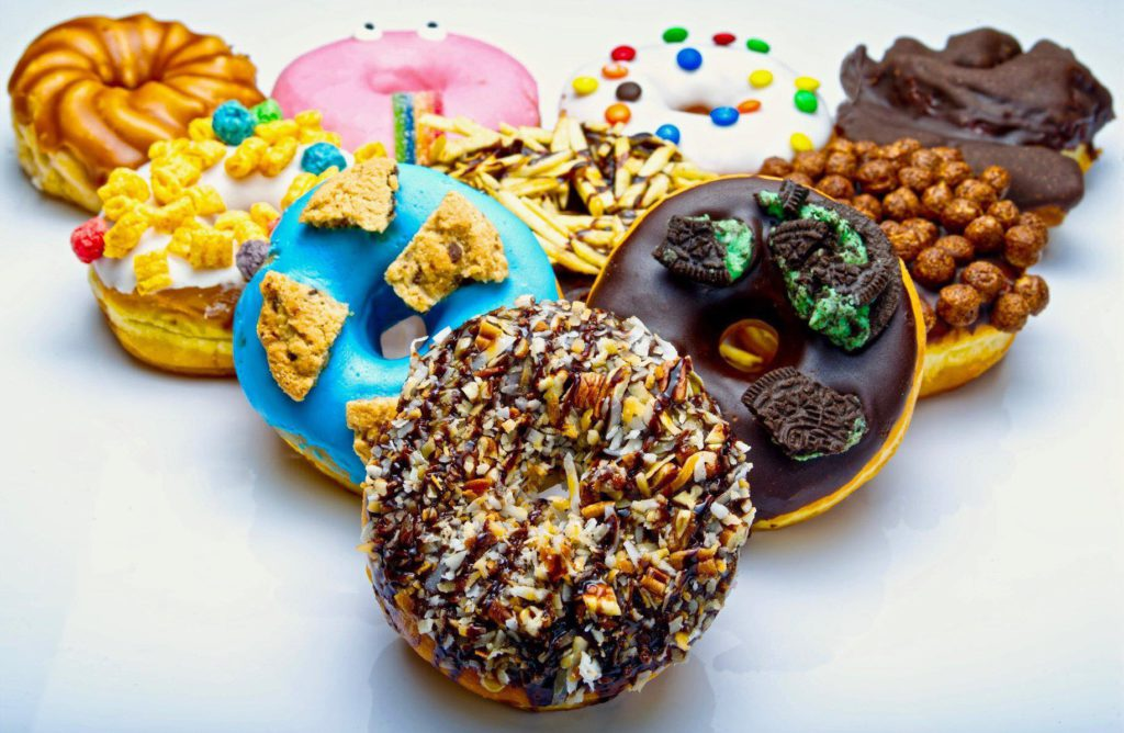 This image has an empty alt attribute; its file name is donuts-cued-up-1024x668.jpg