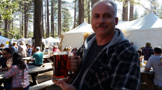 OKTOBERFEST comes to  LAKE TAHOE OCTOBER 5TH & 6TH