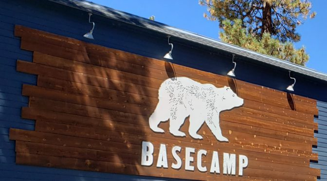 Basecamp Beer Garden & Outpost Brewing Company – The best sort of funky