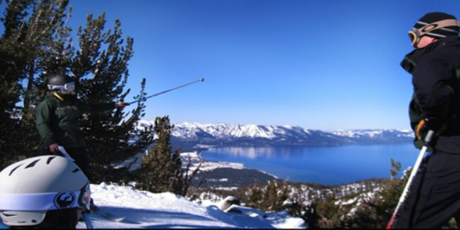 Ski with a Ranger when you visit Lake Tahoe!